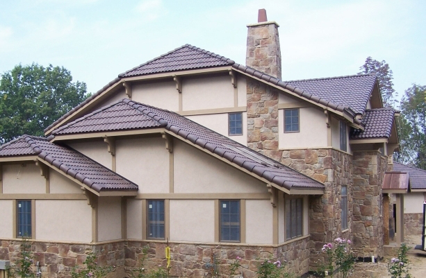 Barrel Tile Double Roman Gallery Titan Roof Systems
