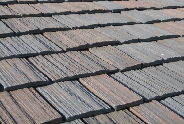 Shake roof gallery titan roof systems Composite roofing tiles