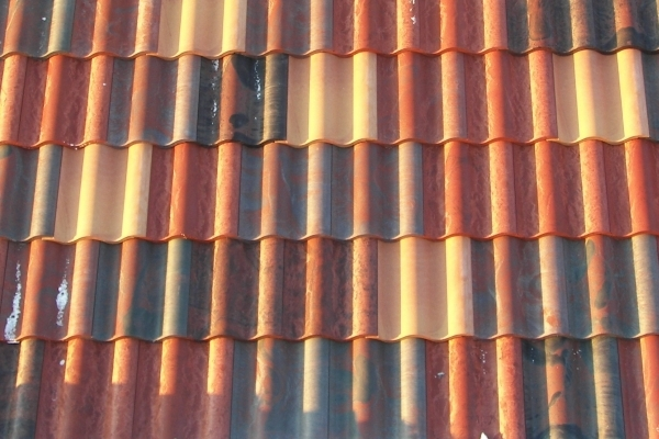 Barrel tile spanish tile gallery titan roof systems for Spanish style roof tiles