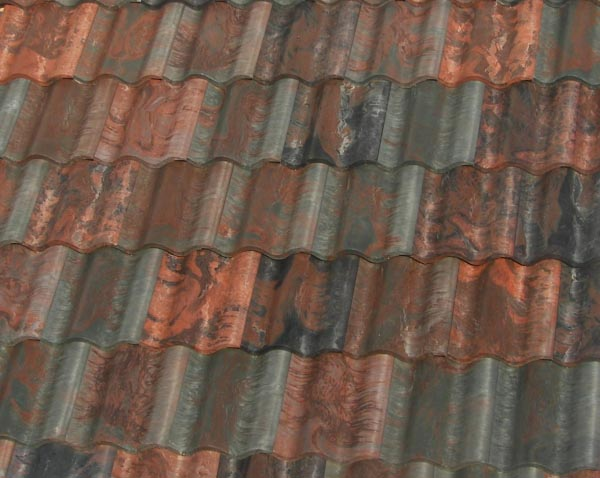 Barrel Tile Spanish Tile Titan Roof Systems